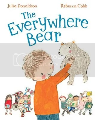 photo The Everywhere Bear by Julia Donaldson.jpg