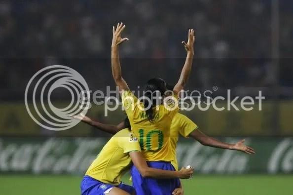 Brazil 4-0 USA
