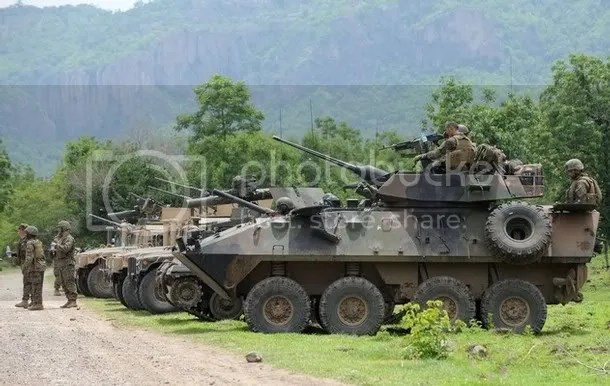 Some More Photos From Cobra Gold 2008 [2]   Thai Military