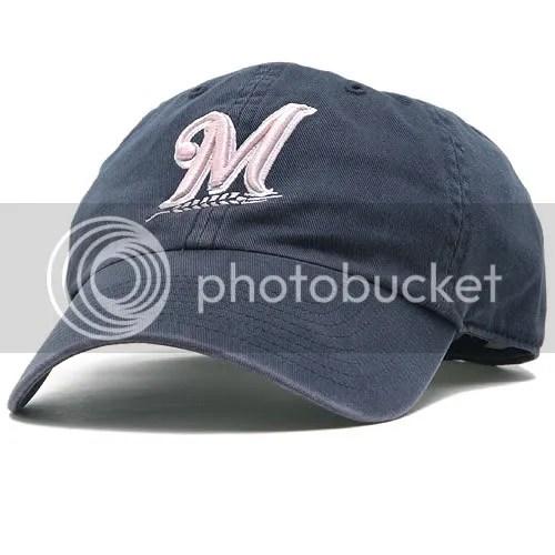 Brewers cap