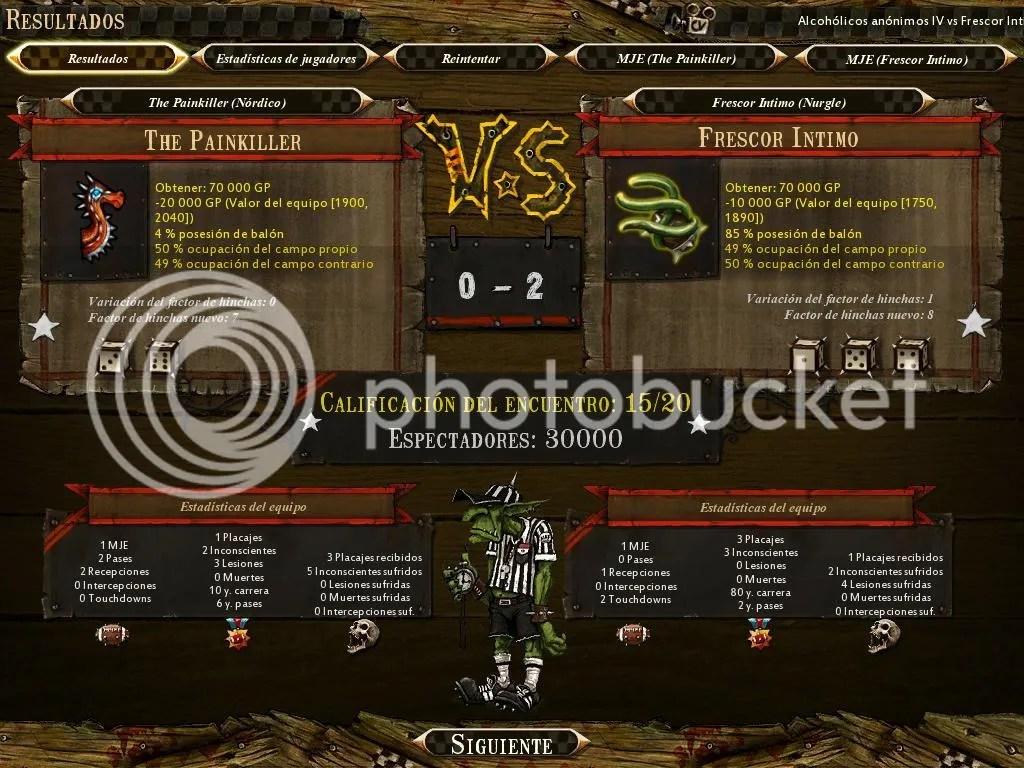 Norse VS Nurgle