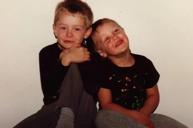 Ian and Max
