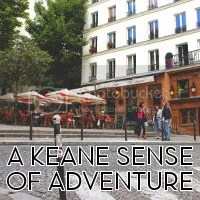 A Keane Sense of Adventure
