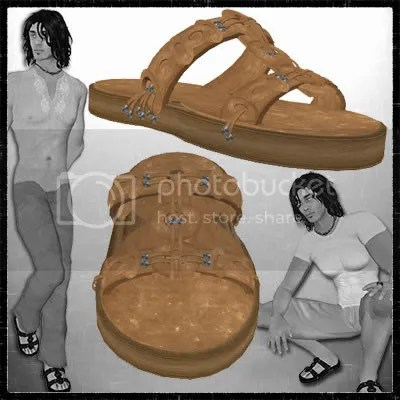 Boho Sandals tan