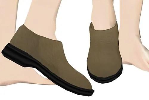 2 prim shoe