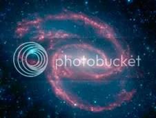 Spitzer's NGC 1097