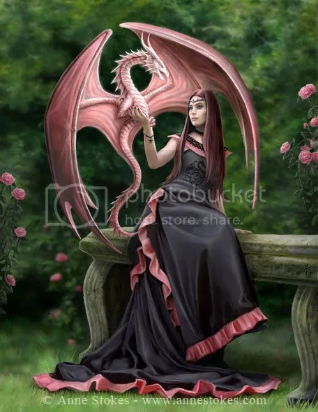 photo Elegant_Dragon_by_Anne_Stokes_zps809f234b.jpg