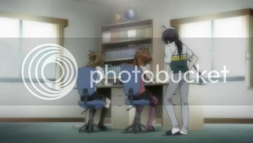 (from left to right) Tooru, Aki and Tokiya.