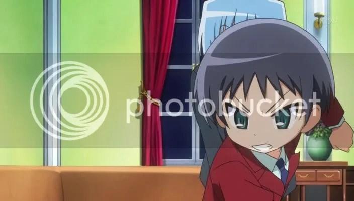 Aizawa Asato, Sakuyas younger brother.