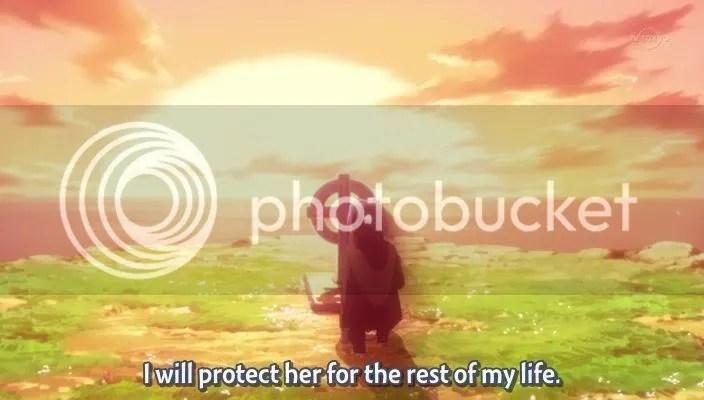 Like a wedding vow?