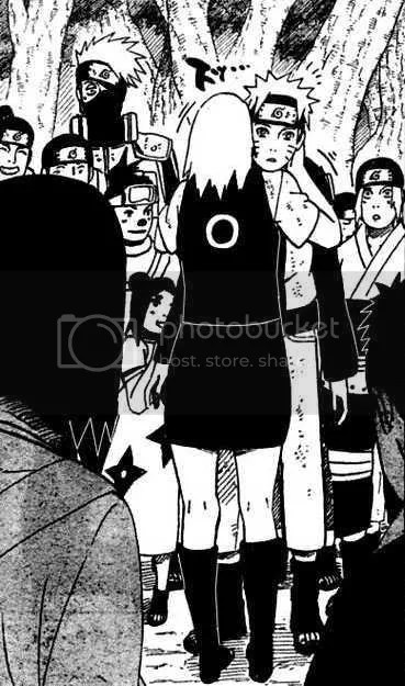 And all those Naruto x Sakura shippers are rejoicing in the background.