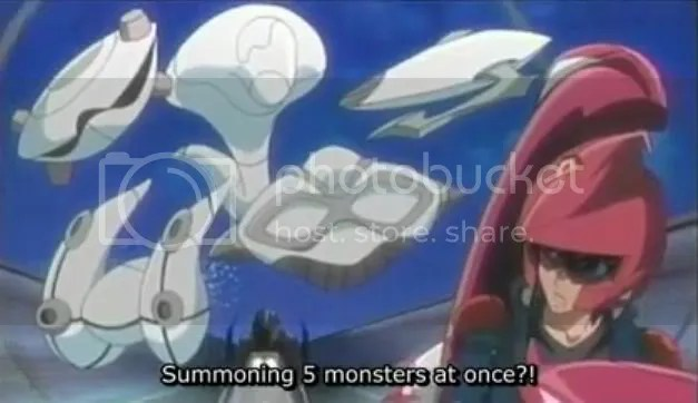I can already hear, Did you just summon a bunch of monsters in one turn?