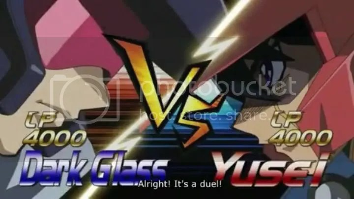 Yusei vs Shades! Accel Synchro Tutorial Riding Duel, Acceleration!