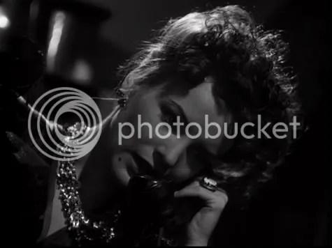 Skewed perspective - Ella Raines in Phantom Lady