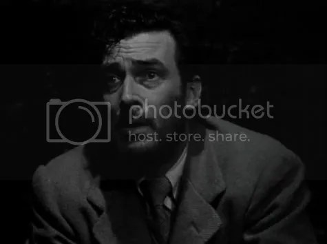 Gone to ground - Walter Pidgeon finds his world has become a very small place indeed in Man Hunt