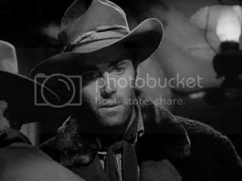Trapped in a moral no man's land - Henry Fonda in The Ox-Bow Incident.
