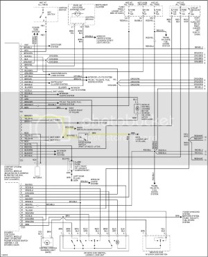B55 Wagon door Wiring Diagram
