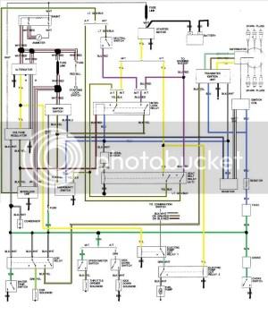 Datsun 620 Wiring Diagram | Wiring Library