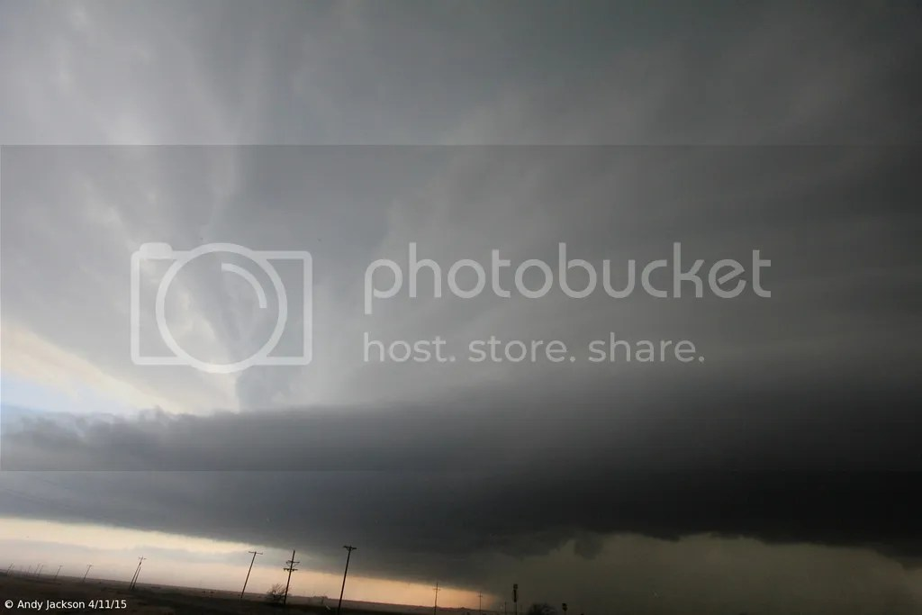 texas panhandle supercell