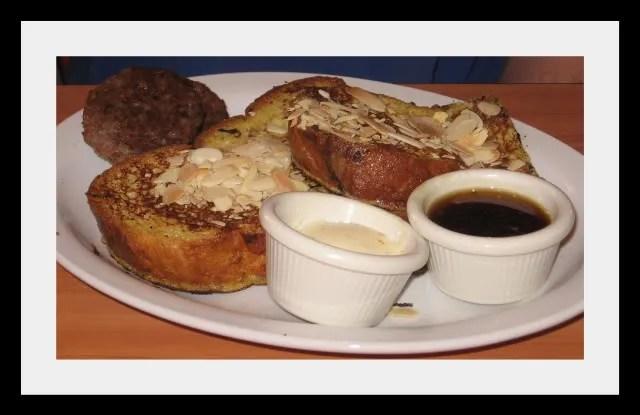 Zada Jane's Michael T.'s Amaretto French Toast