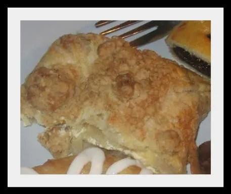 Cream Cheese Puff