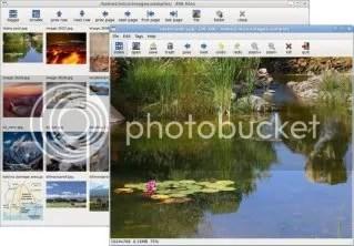 navigation Fotoxx 11.01 – Editor de imágenes