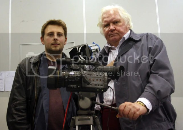 Ad Lane and Ken Russell