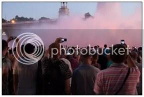 Allemaal een fotootje van de Fontana Magica