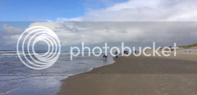 Strand bij De Koog