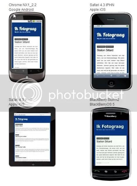 IkFotograag.nl op mobiel