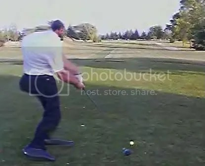 golf, speedcat hollydale, draw, hook, shamrock