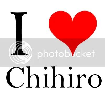 I Love Chihiro Onitsuka