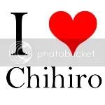 I Love Chihiro