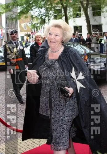 Image result for queen beatrix knights of malta