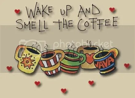 Manu - Wake Up And Smell The Coffee