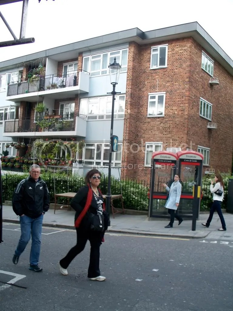 student studio flats in london