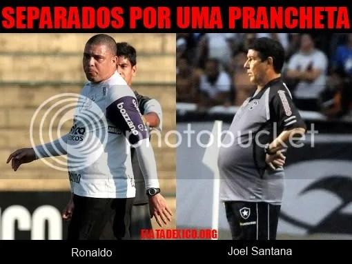 ronaldo joel santana