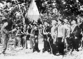 First Vietnam people's Army