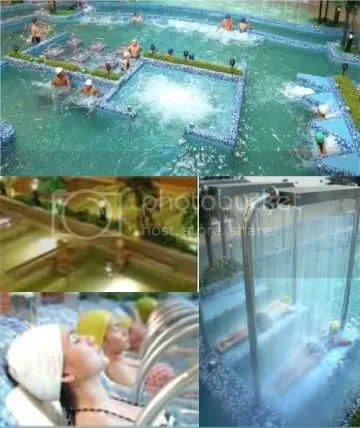 Ace Water Spa Facilities