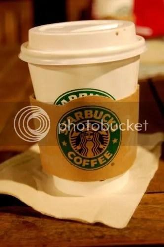 Starbuckss Signature Hot Chocolate