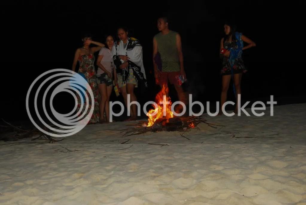Our Bonfire