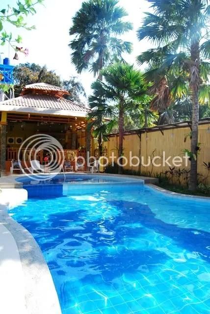 Darayonan Lodge Pool Area