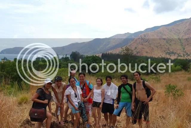 At Nagsasa Cove