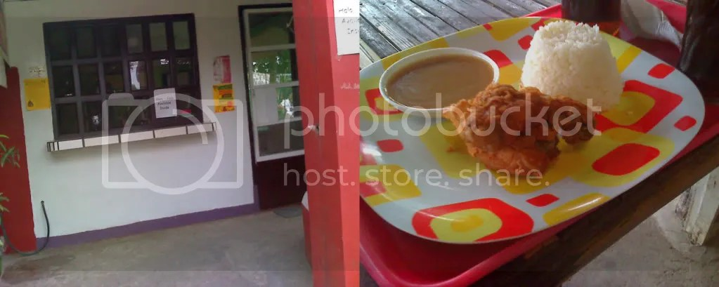 Ellens Fried Chicken in Raymundo
