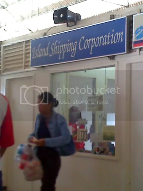 Island Shipping Corporation Ticket Office