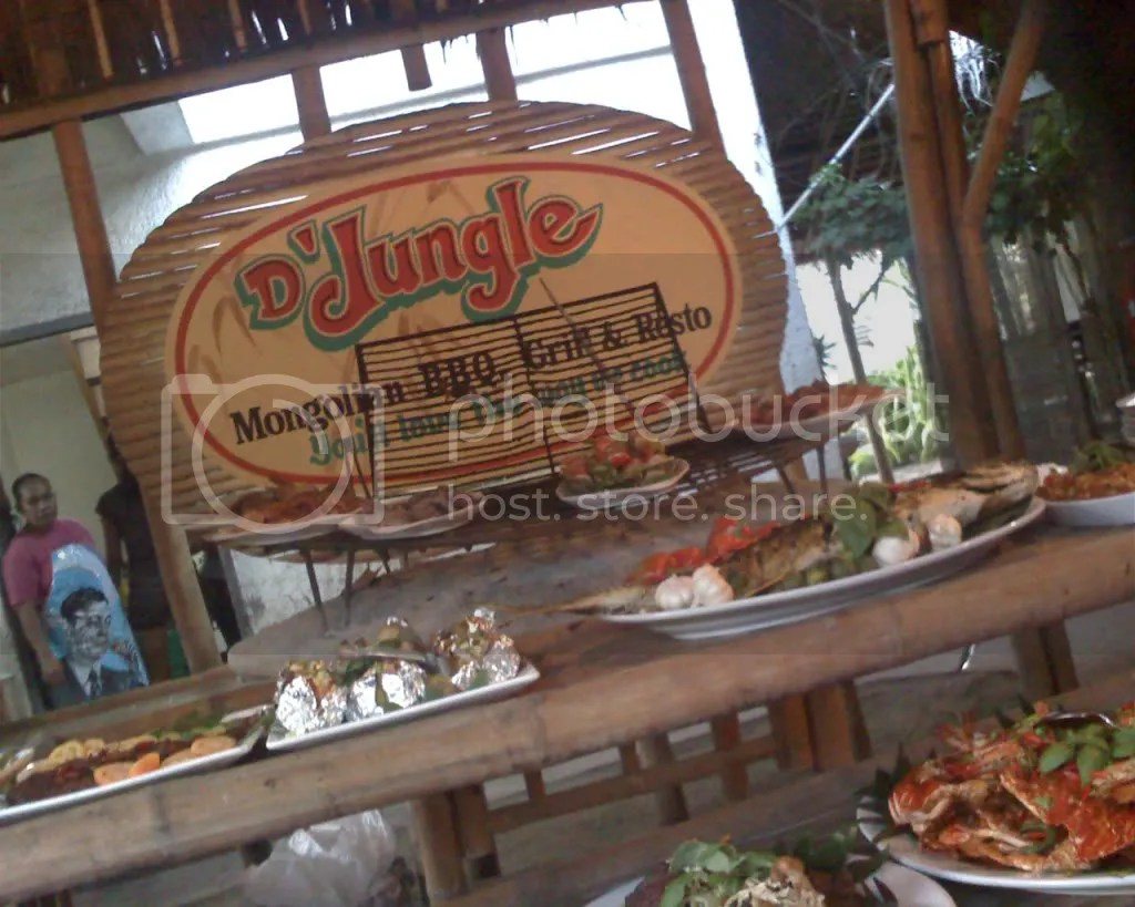 D Jungle Grill Restaurant