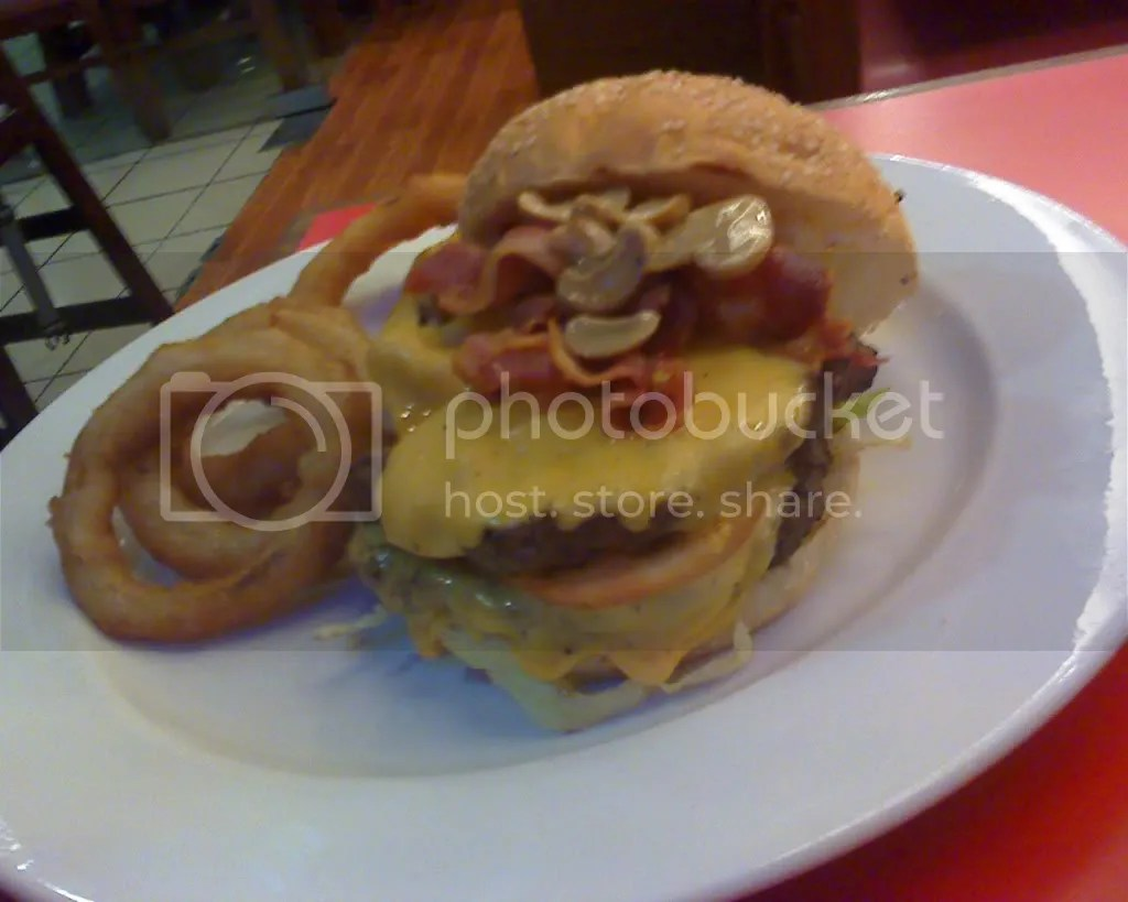 Fully Loaded Burger