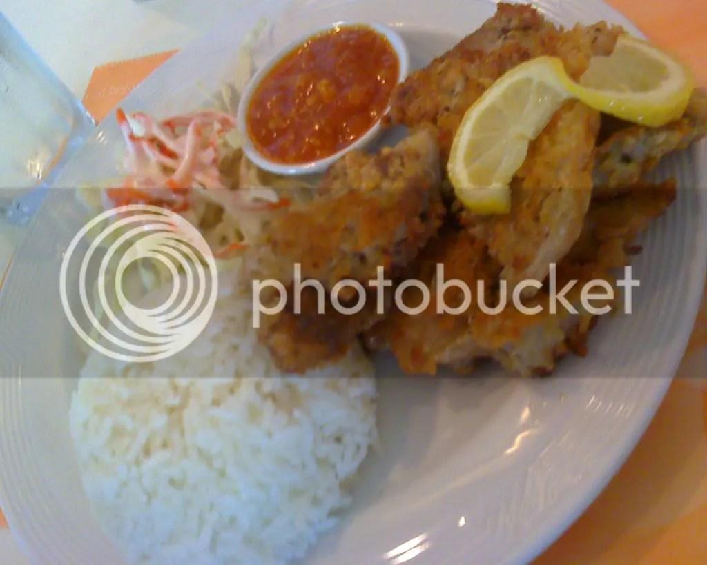 Pork Vienna Meal