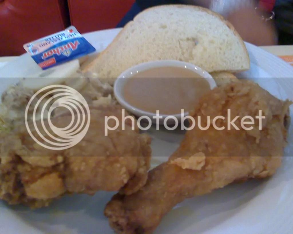 Pan Chicken Special Set
