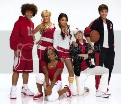 High School Musical Cast